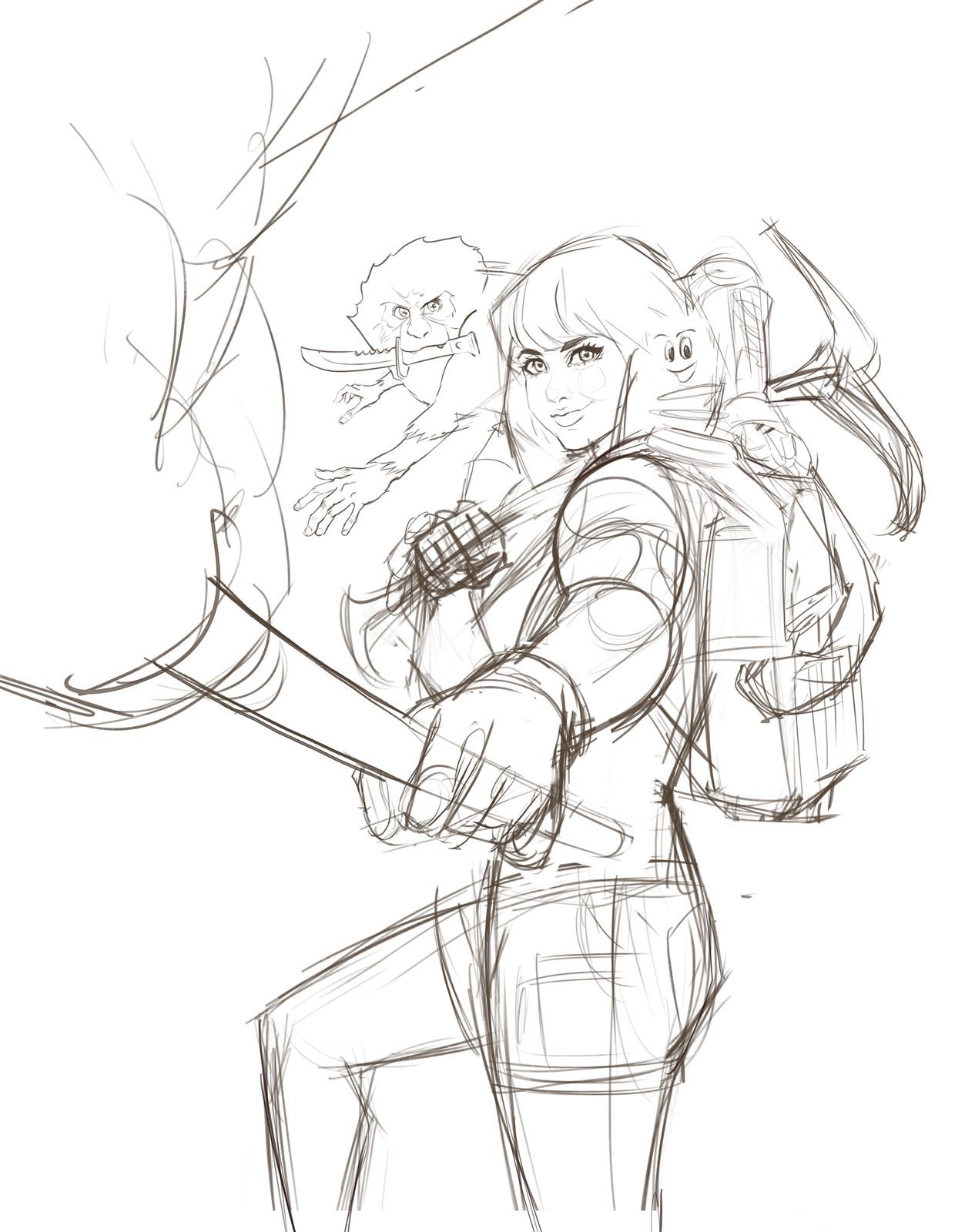 re-sketch