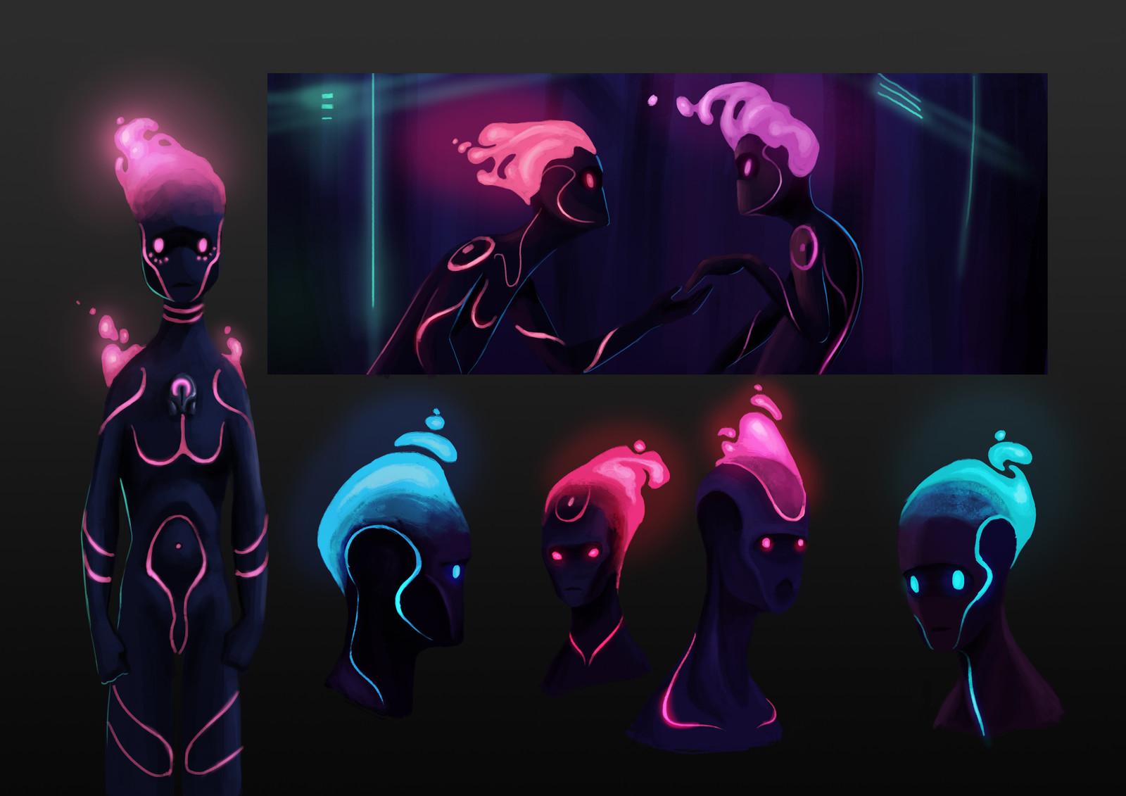 Color concept