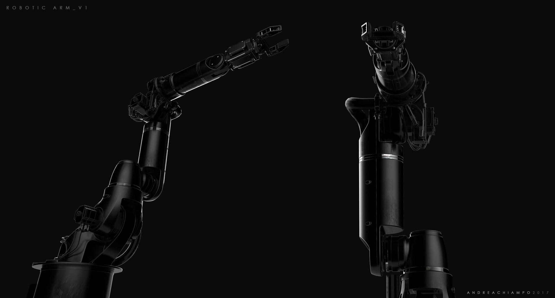 Andrea chiampo robotic arm v1 b