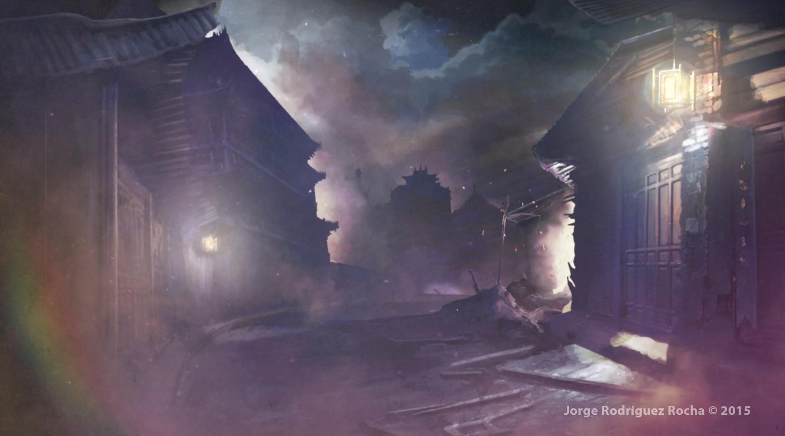 Jorge rocha pueblo abandonado 1