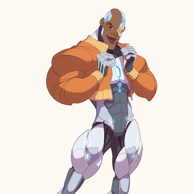 Valerio buonfantino cyborg 04