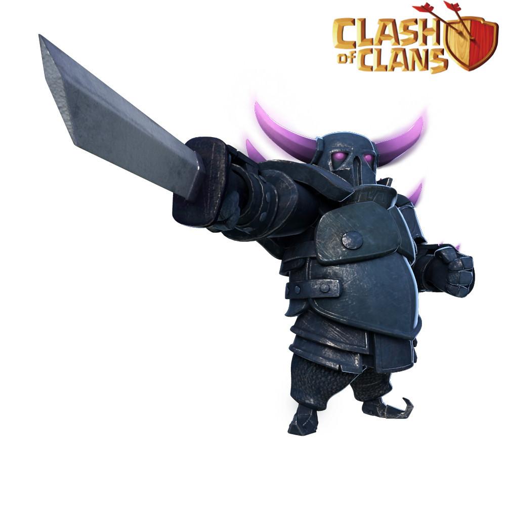 3D Models For Clash Of Clans Super