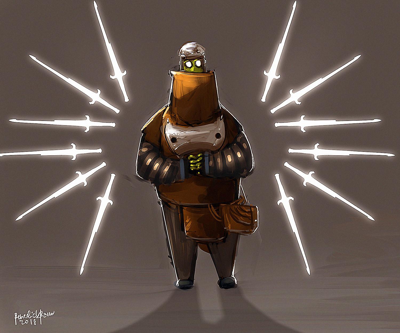 Benedick bana gamp guardian final lores