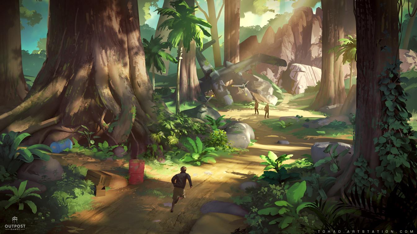 Sylvain sarrailh forest3