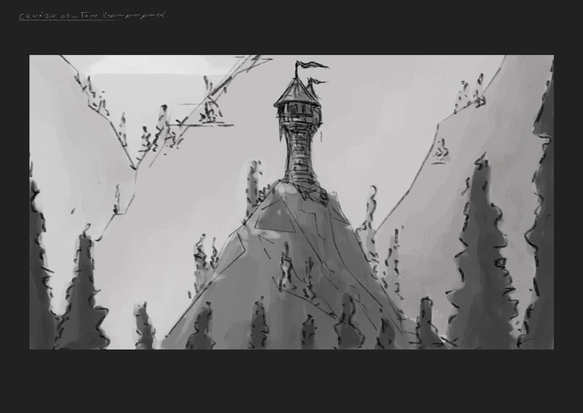 Thiago baltar 03 torre rapumpumpumzel escolhida