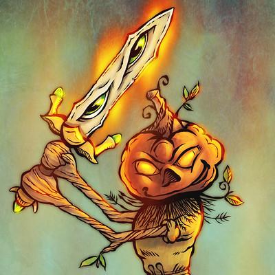 Brett stebbins revenge of the pumpkin king 01 1400w