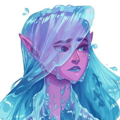 Anna daviscourt waterbust 07