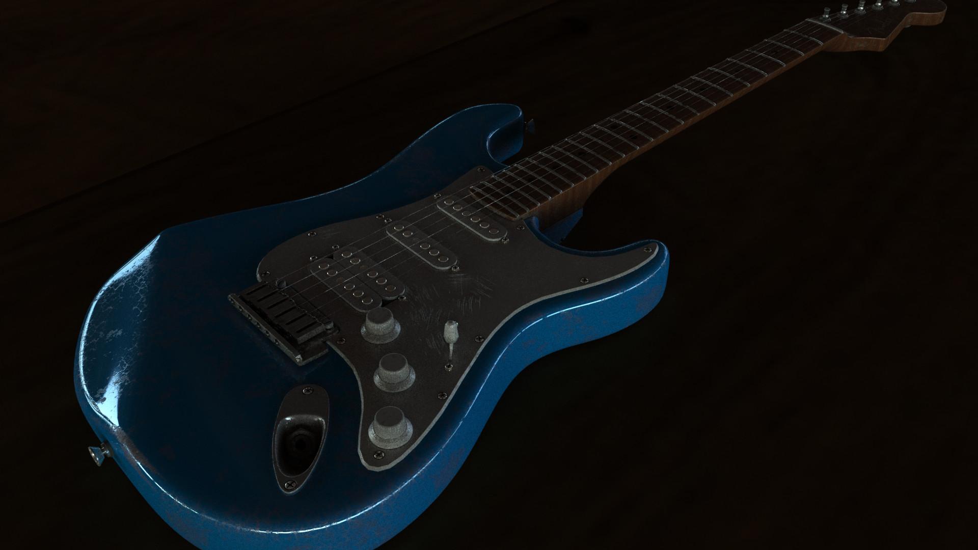 Sebastian gomez sebastians guitar renderman 0226 4th