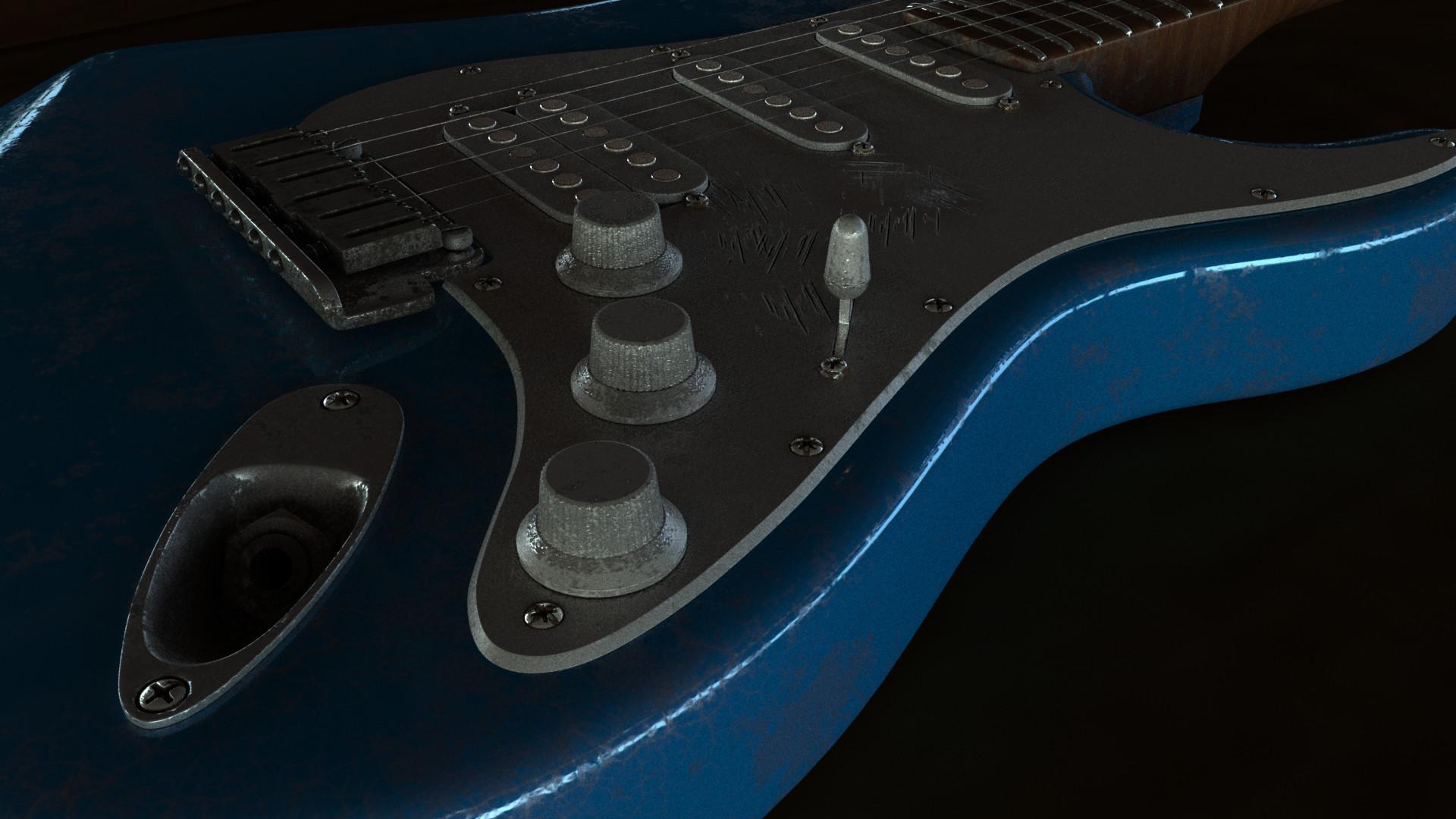Sebastian gomez sebastians guitar renderman 0226 detail