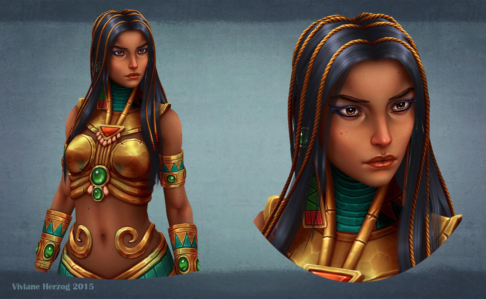 Viviane herzog egyptian03