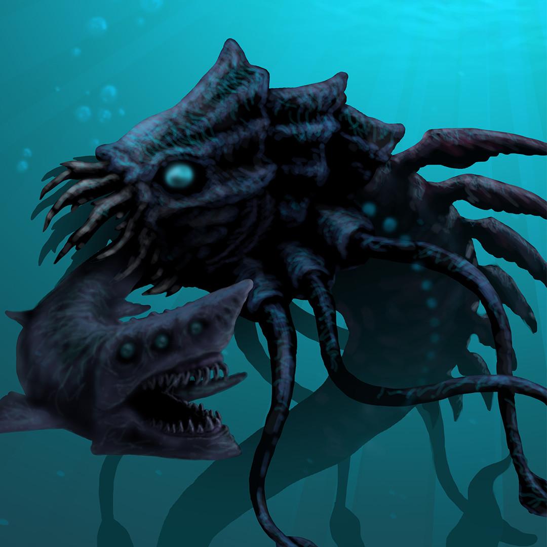 Brandon Pyper - Leviathan