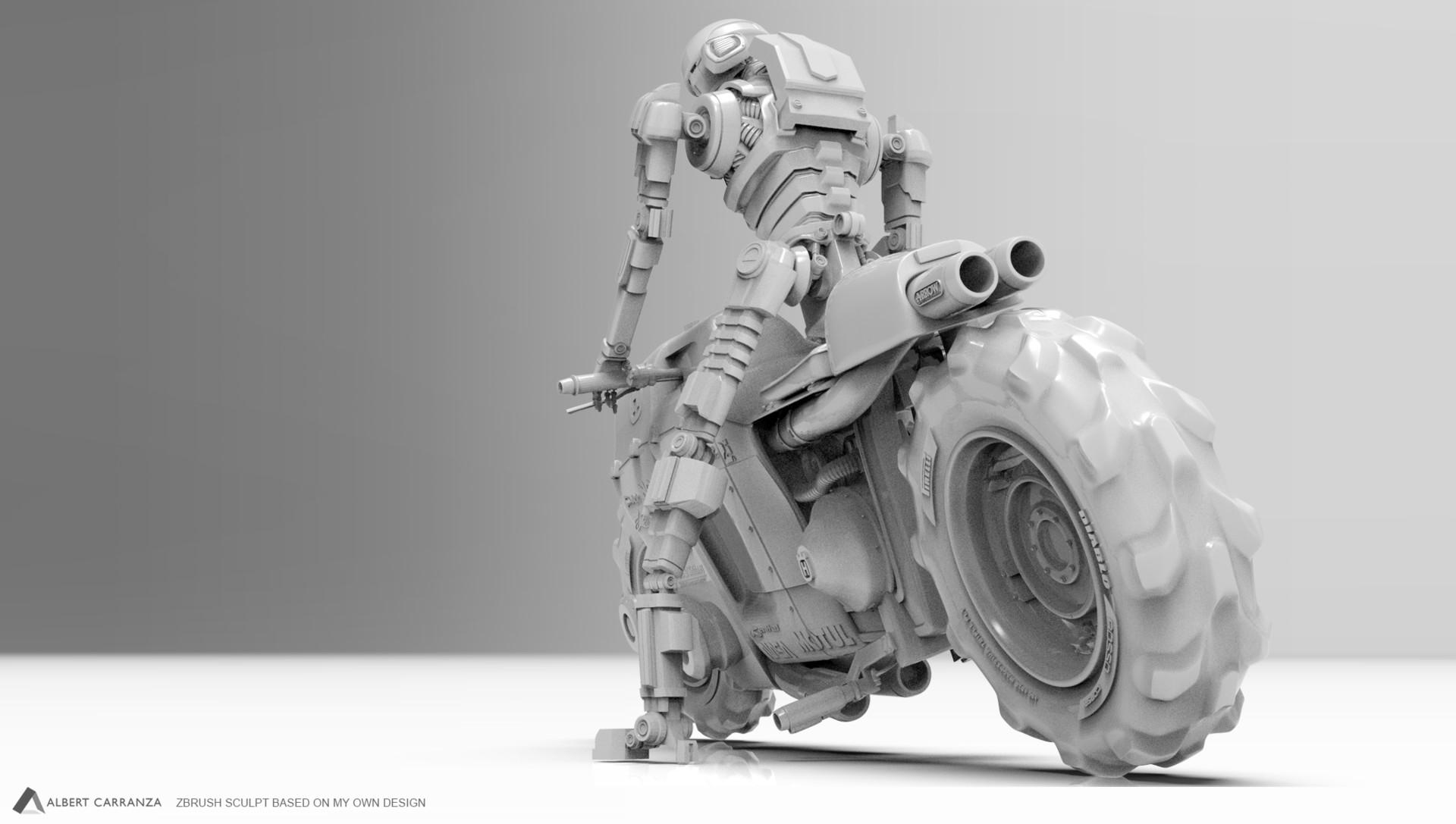 Albert carranza droneandbike2