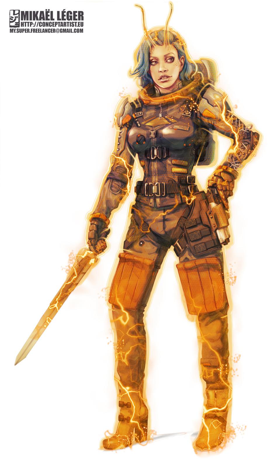 Solarian-Light-Armor