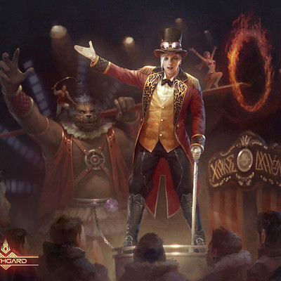 Fajareka setiawan dashing ringmaster finish uplox