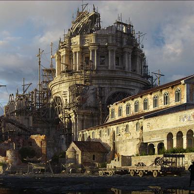 Daniel bayona mp basilica 03 collapsed low