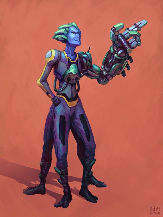Voltex - Mercenary