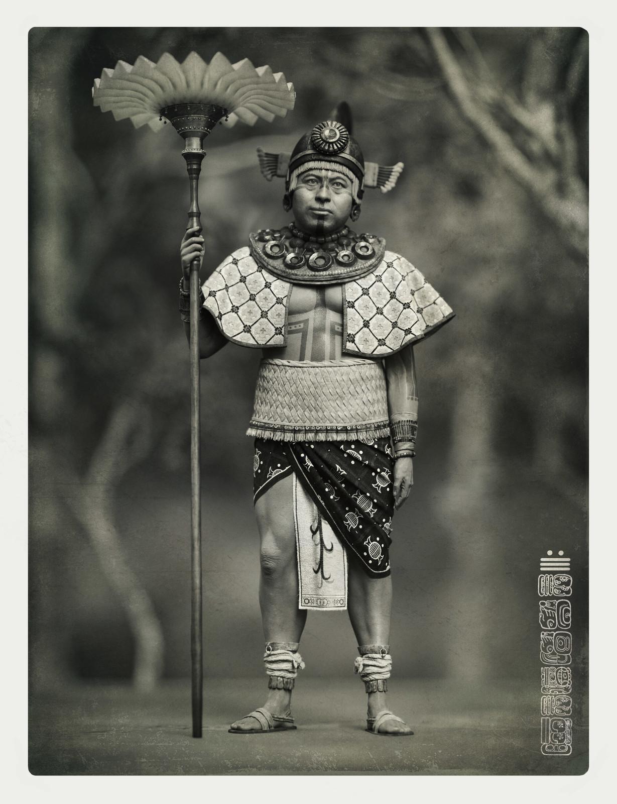 Mayan merchant