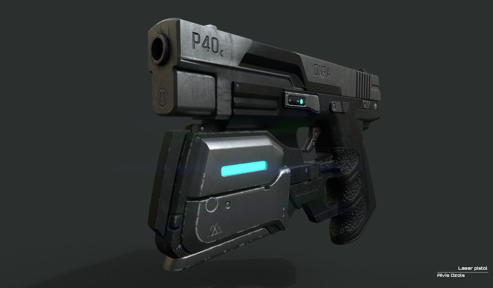 Aivis ozols pistol01