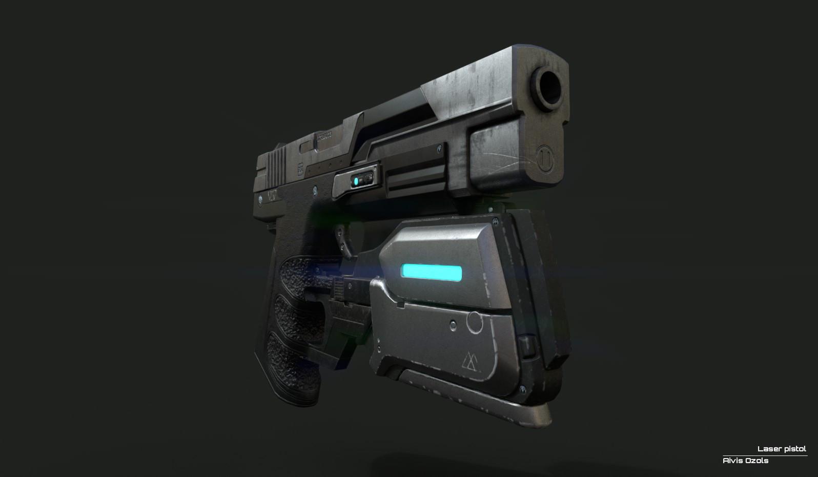 Aivis ozols pistol02