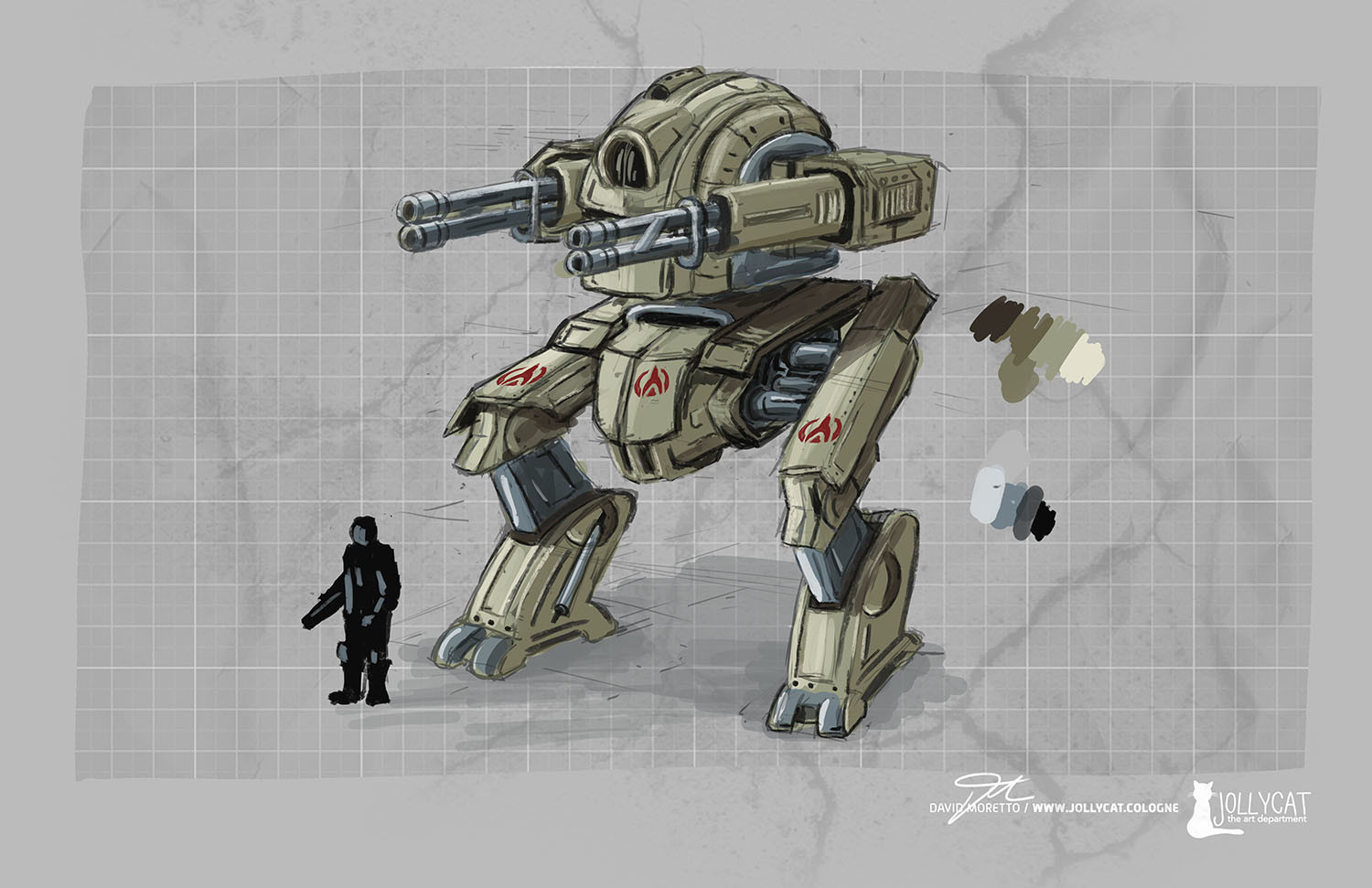 David moretto mech scrib1 davidmoretto