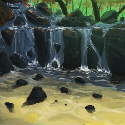 Efrain sosa cascada