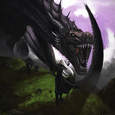 Efrain sosa daenerys and dragon