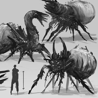 Jack reeves bug designs 01d