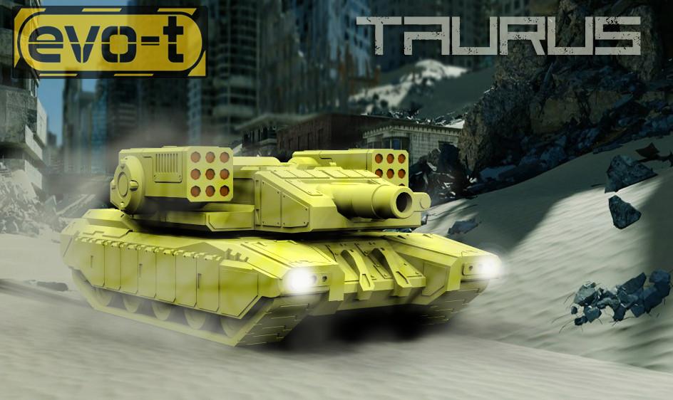 TAURUS Heavy tank