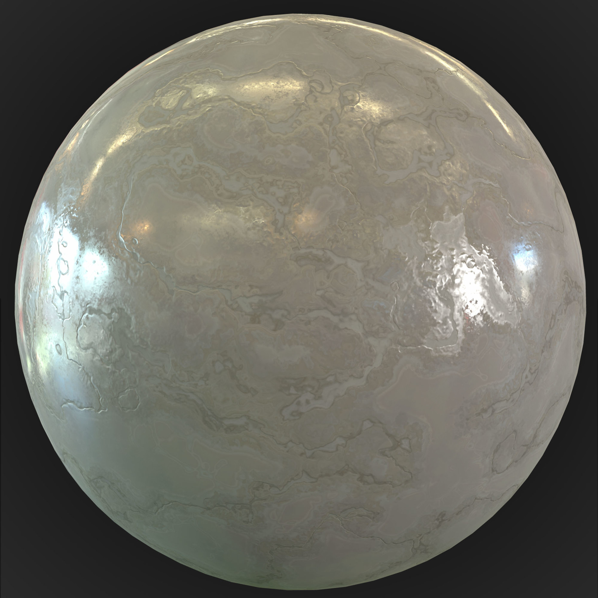 Matthew stankevicius material sphere fill