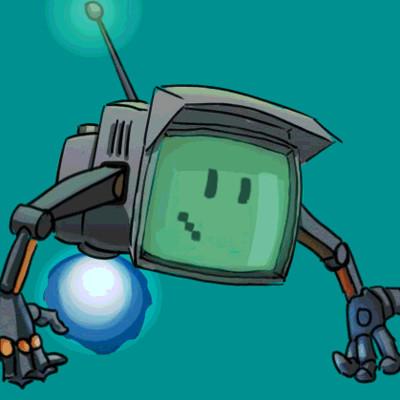 Valerian chorgnon animation robot 4