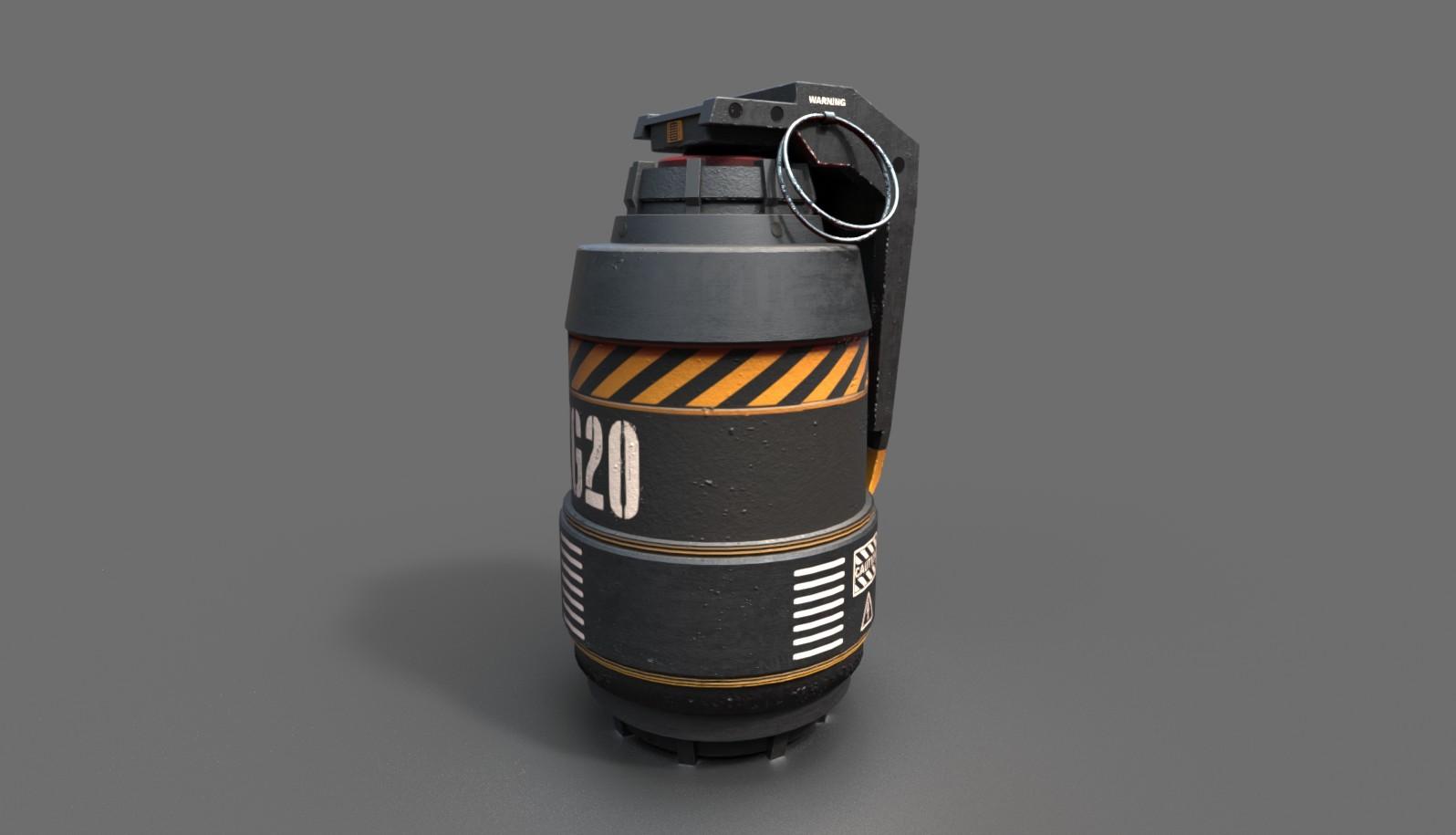 L e n t e s c u r a grenade2