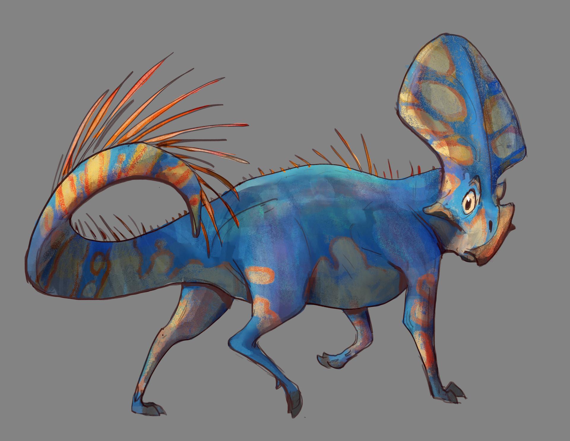 Pablo rivera protoceratops
