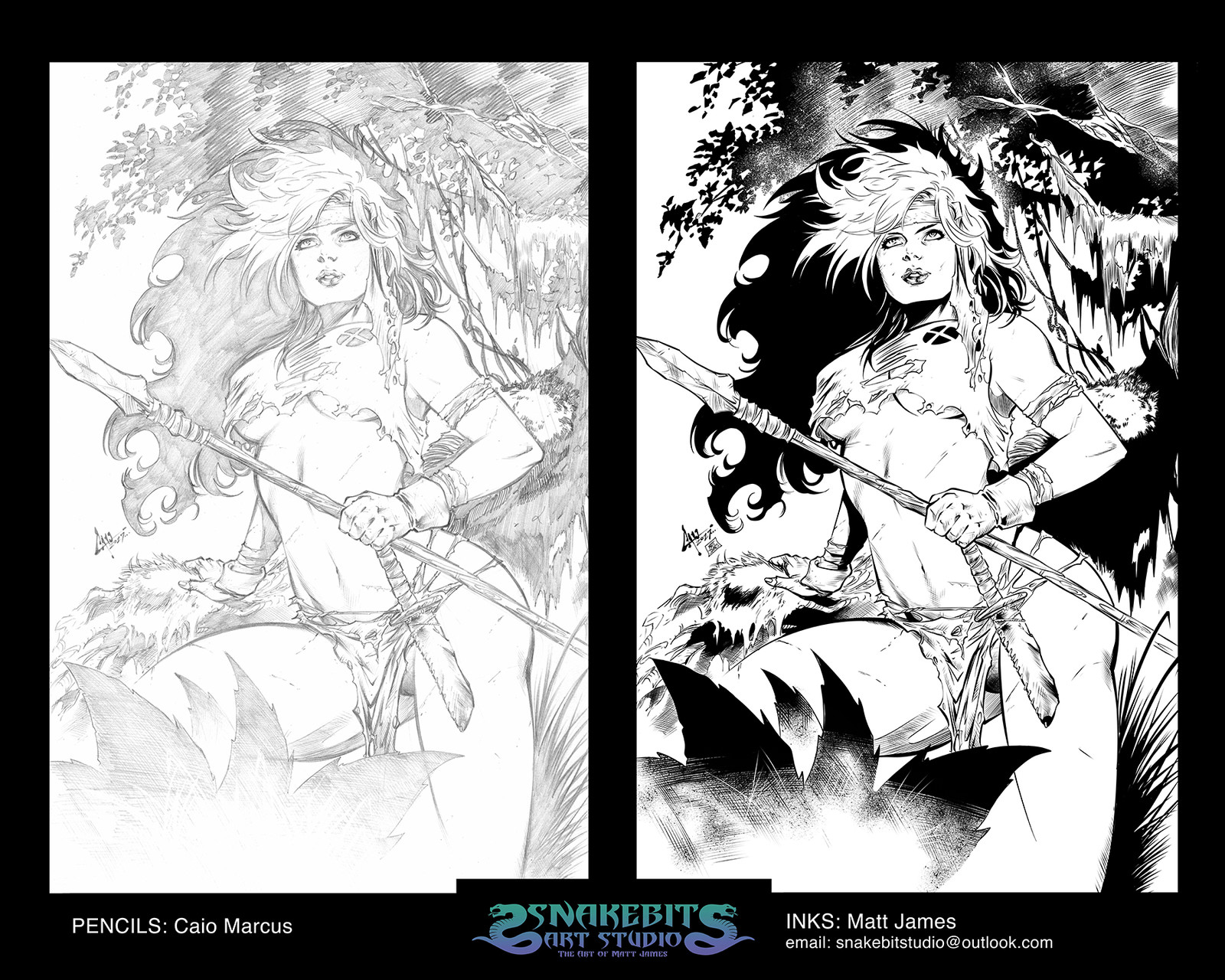 Savage Land Rogue - Ednardo Santos