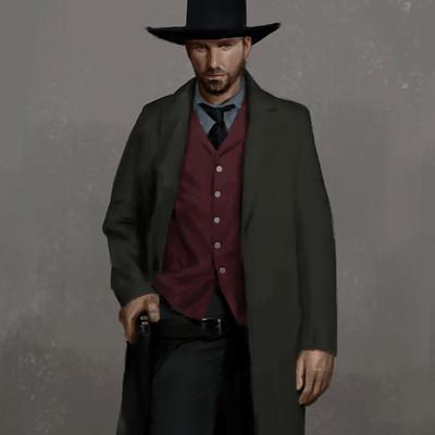 Jan wah li cowboy 01