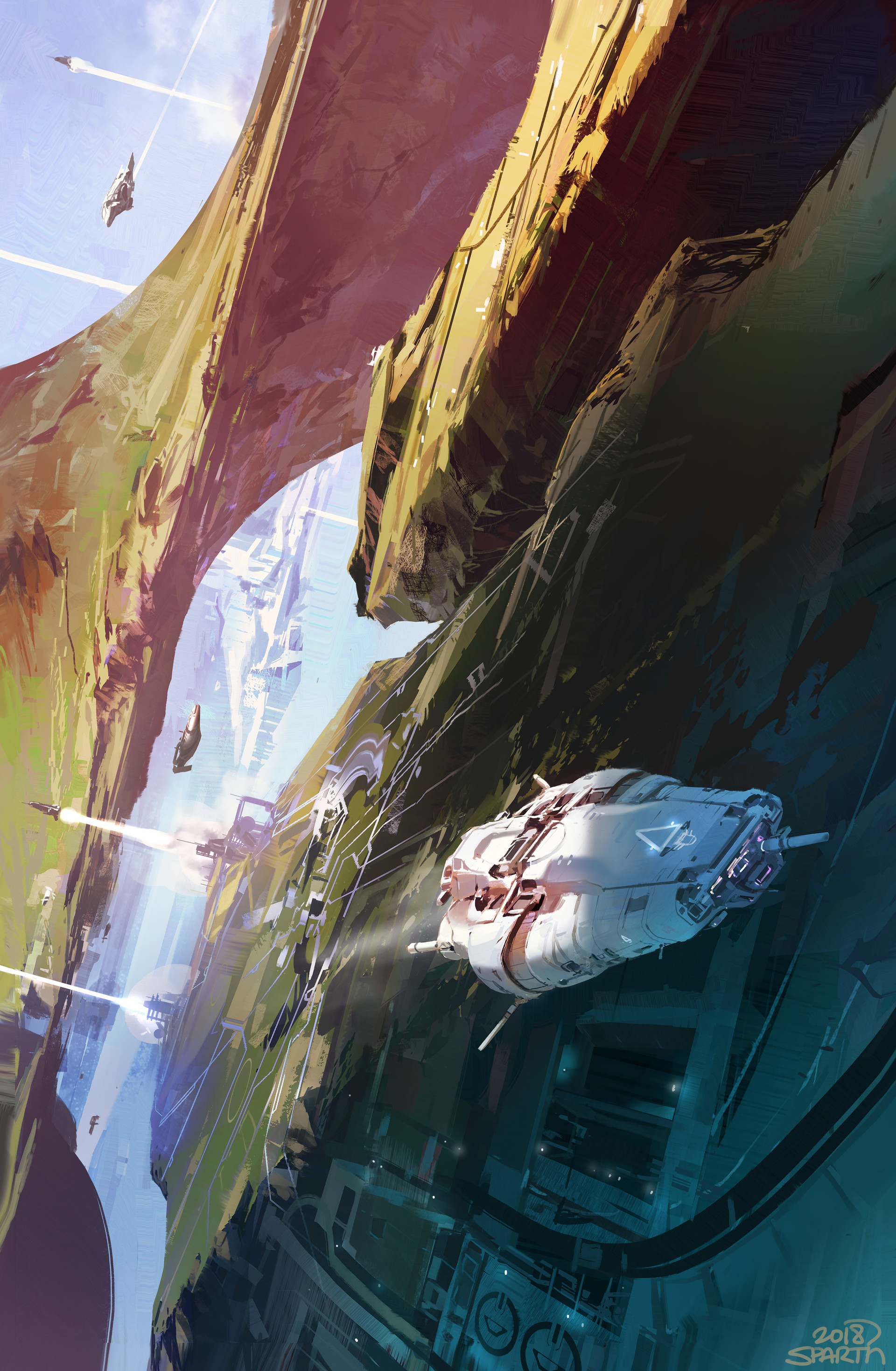 Sparth scalzi cover 2 final sparth small