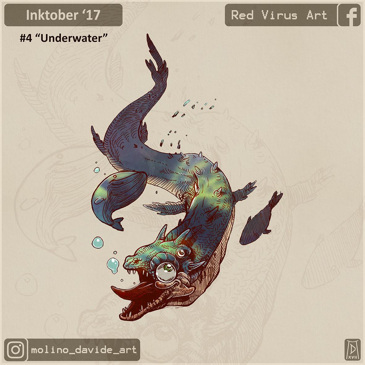Day 04 - Underwater