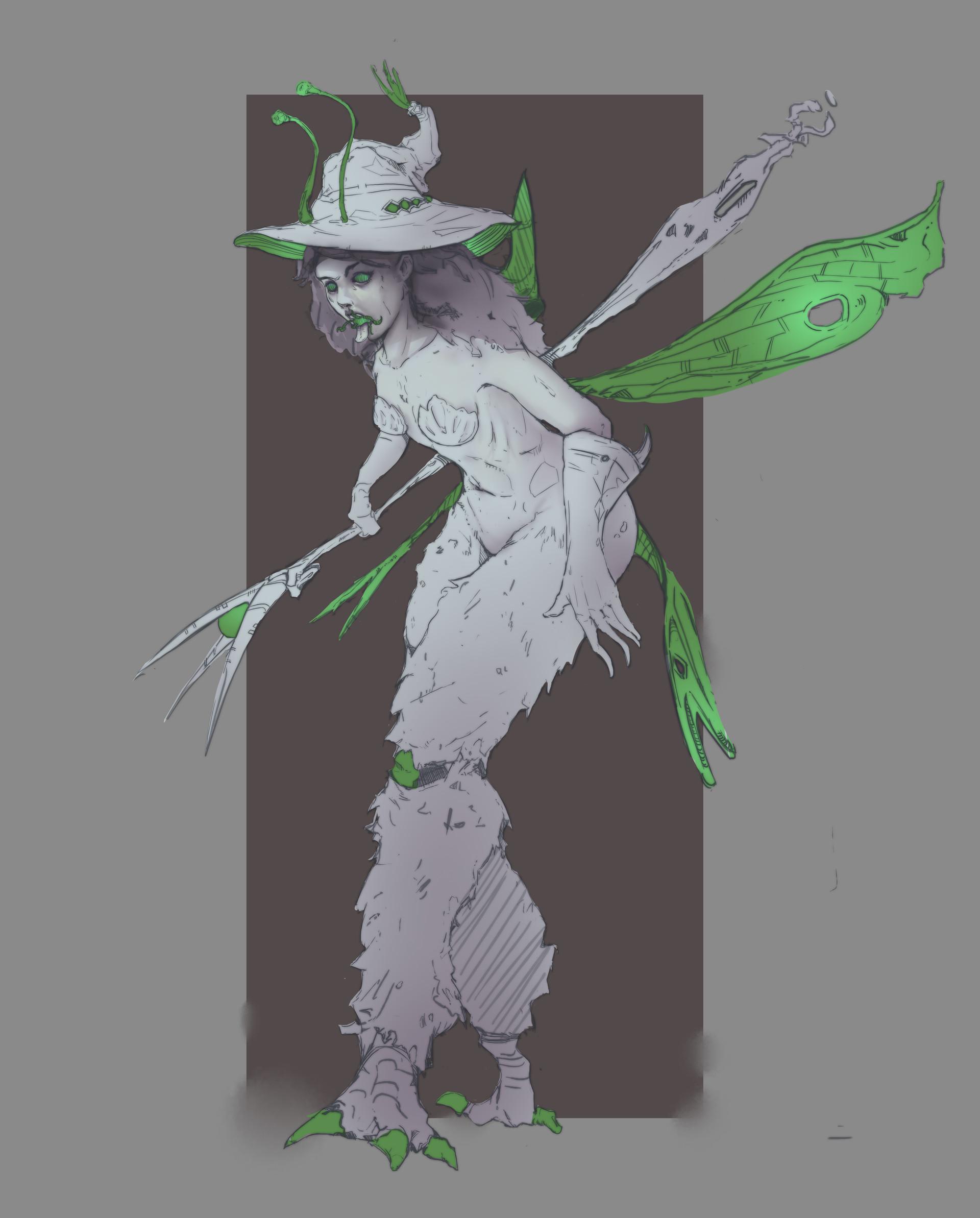 Boyan kazalov witch