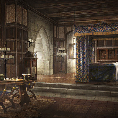Giovanni silva king s bedroom