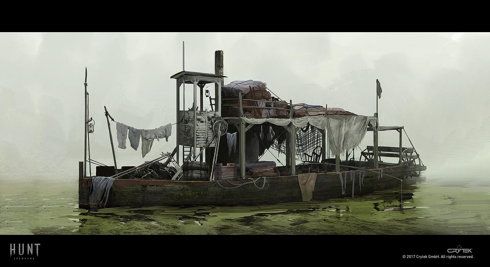 Lars sowig steamboat 1