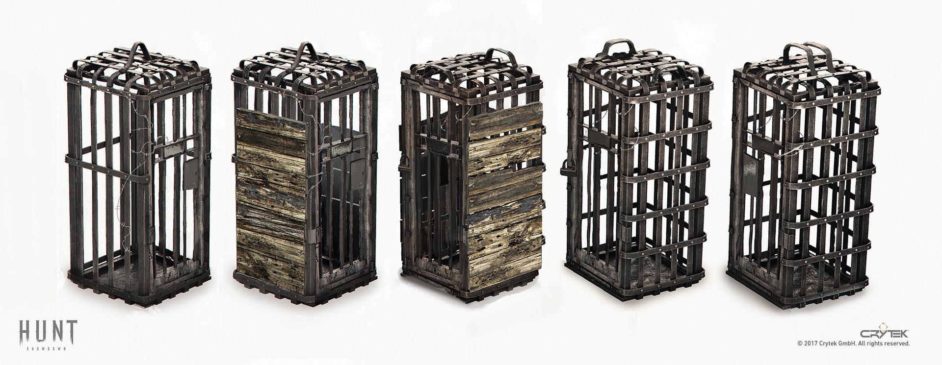 Lars sowig cage set final