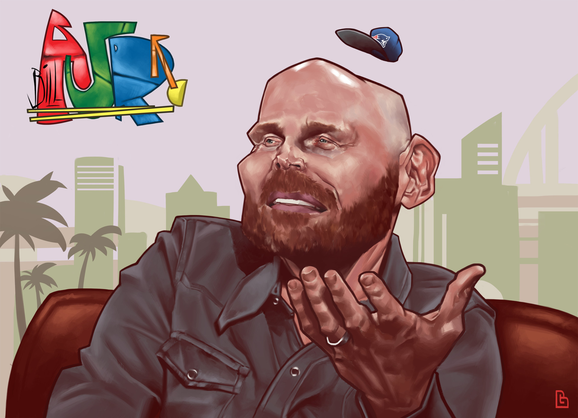 Tony gbeulie bill burr fini