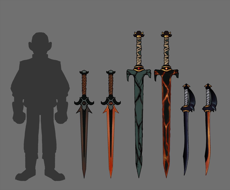 Bruno de s nascimento swords