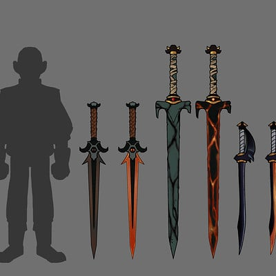 Bruno de s nascimento swords