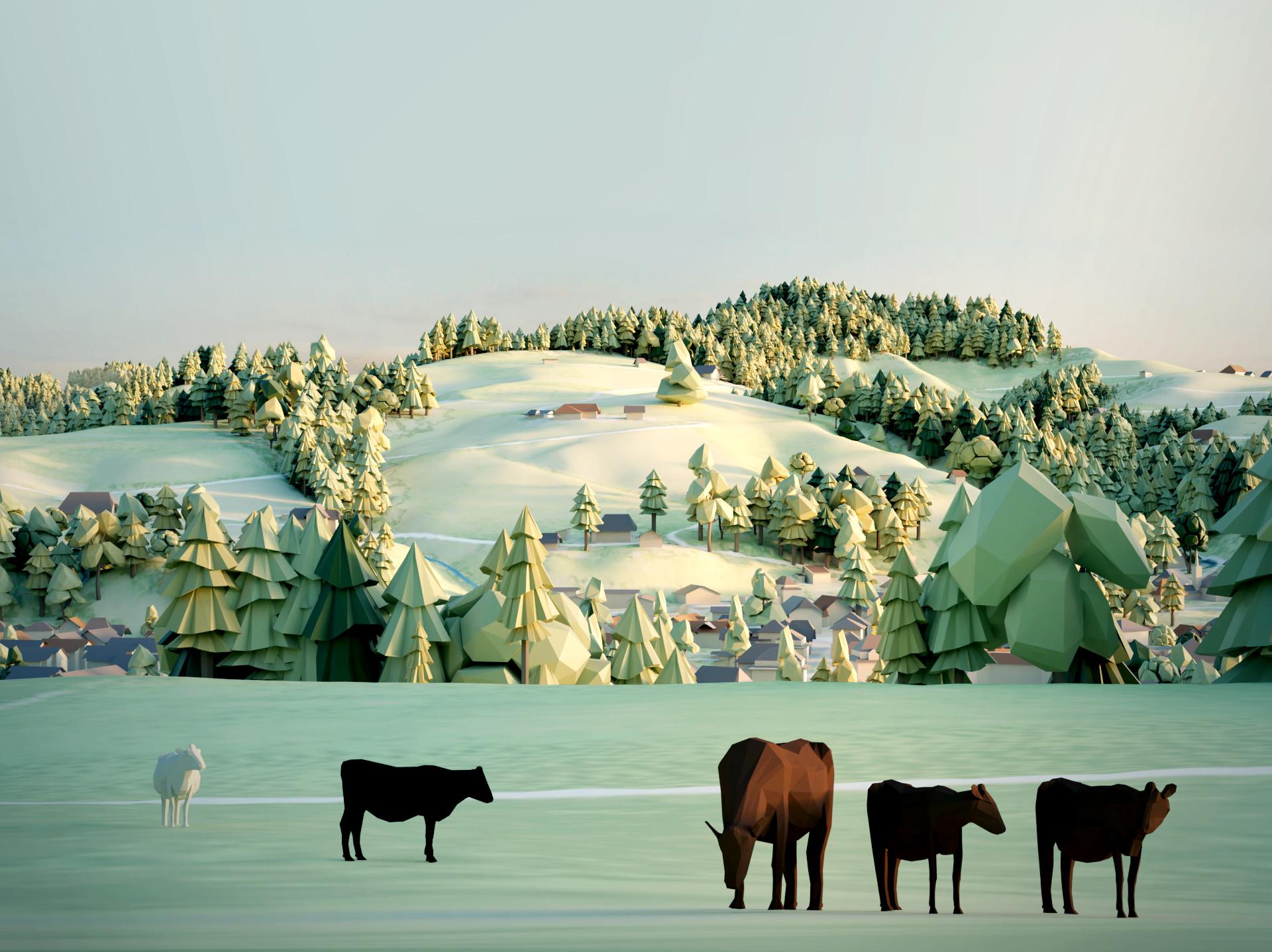 Oliver maier cow 01c