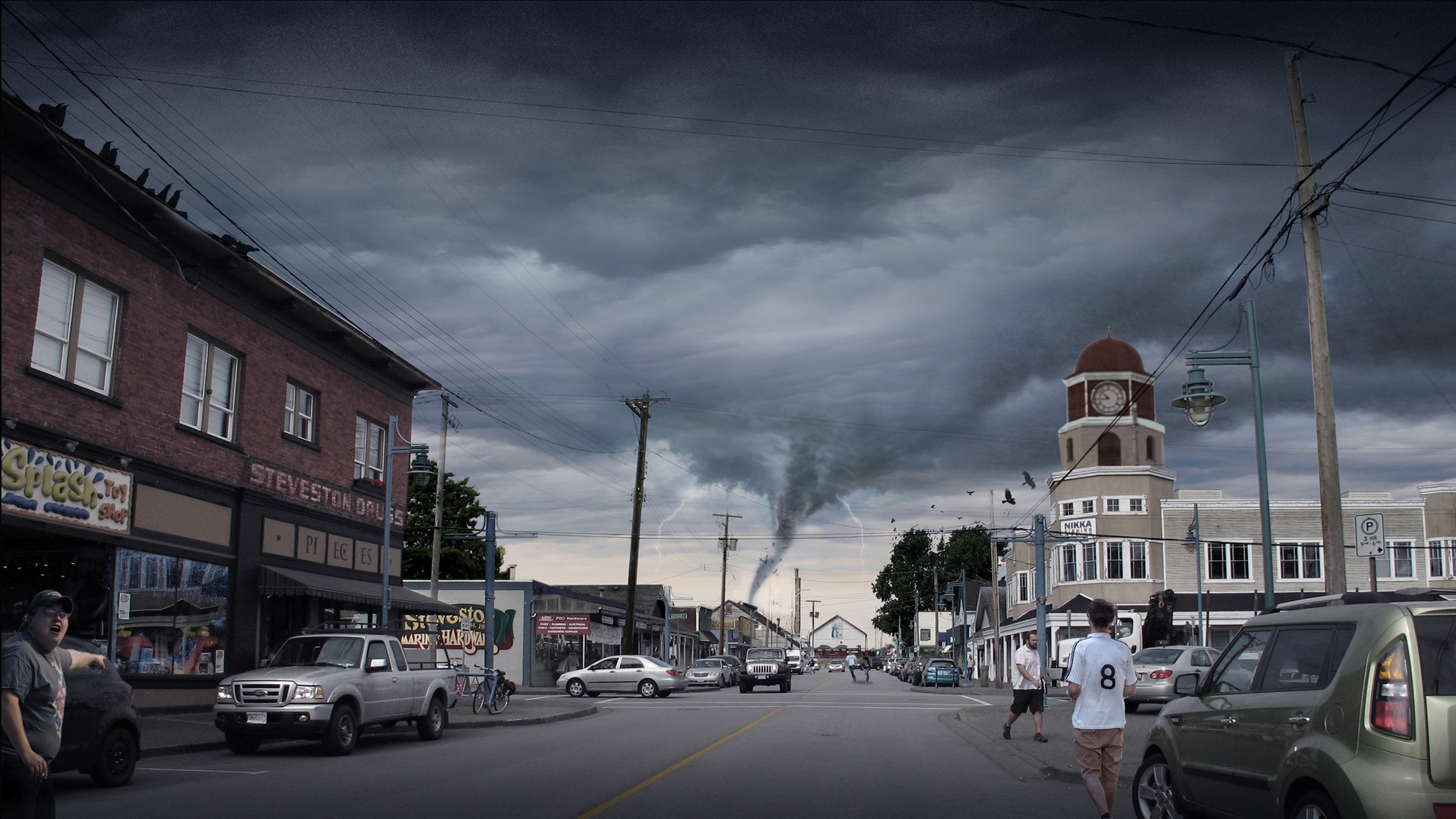Storm Cloud Effect Once Upon  a Time Season 5