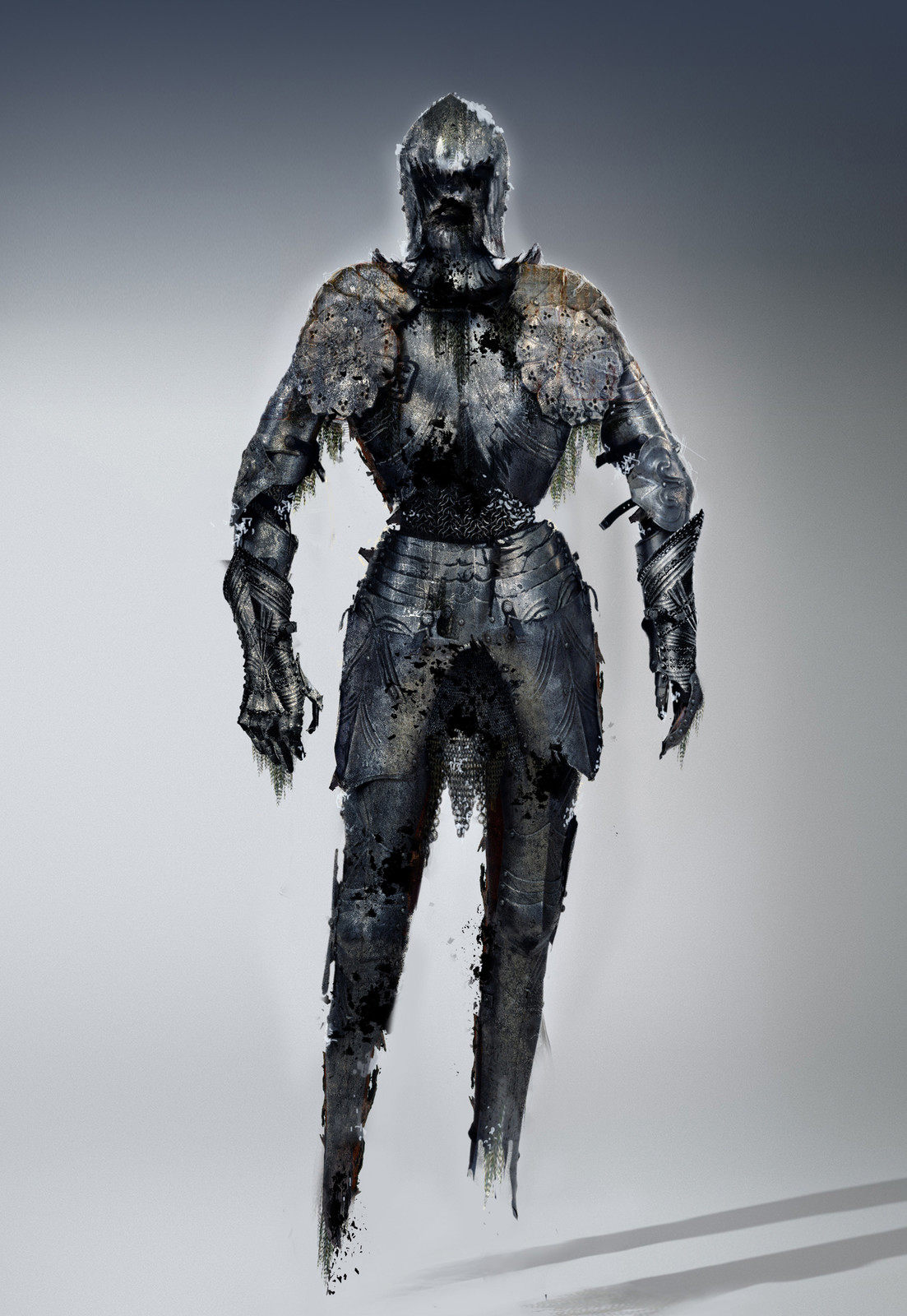 Ghost Knight Concept  / Once Upon  a Time Season 5