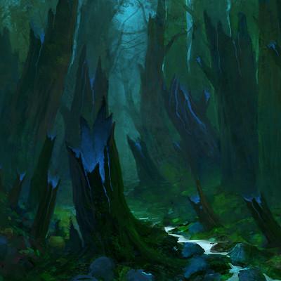 Yangyi liu forest