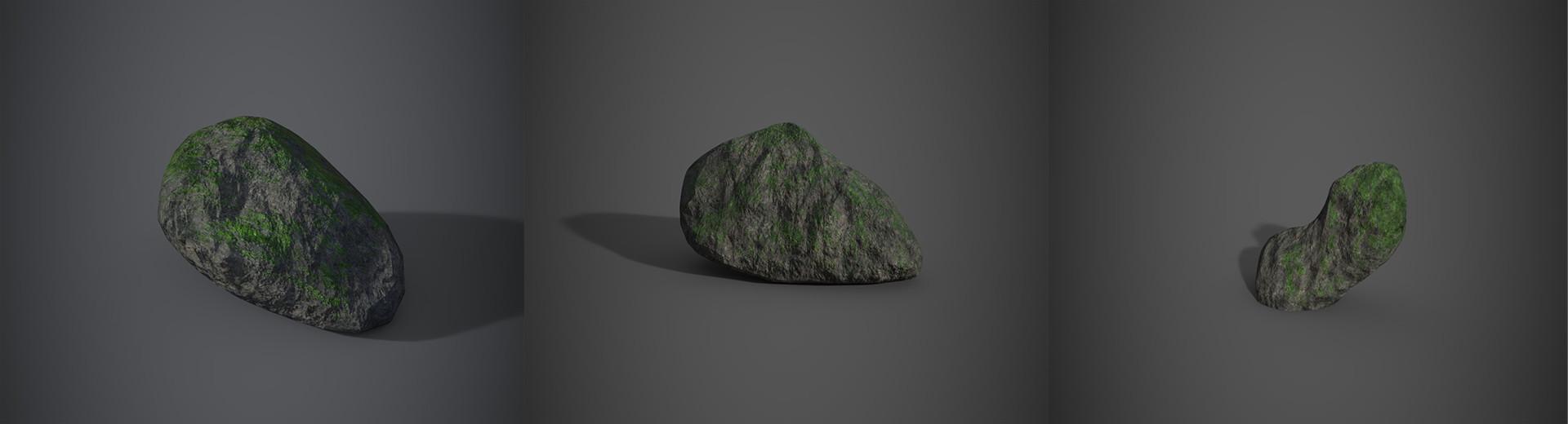 Rock assets