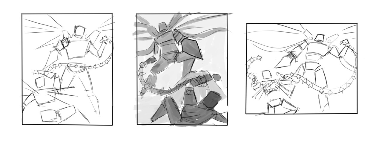 Rough comp thumbs