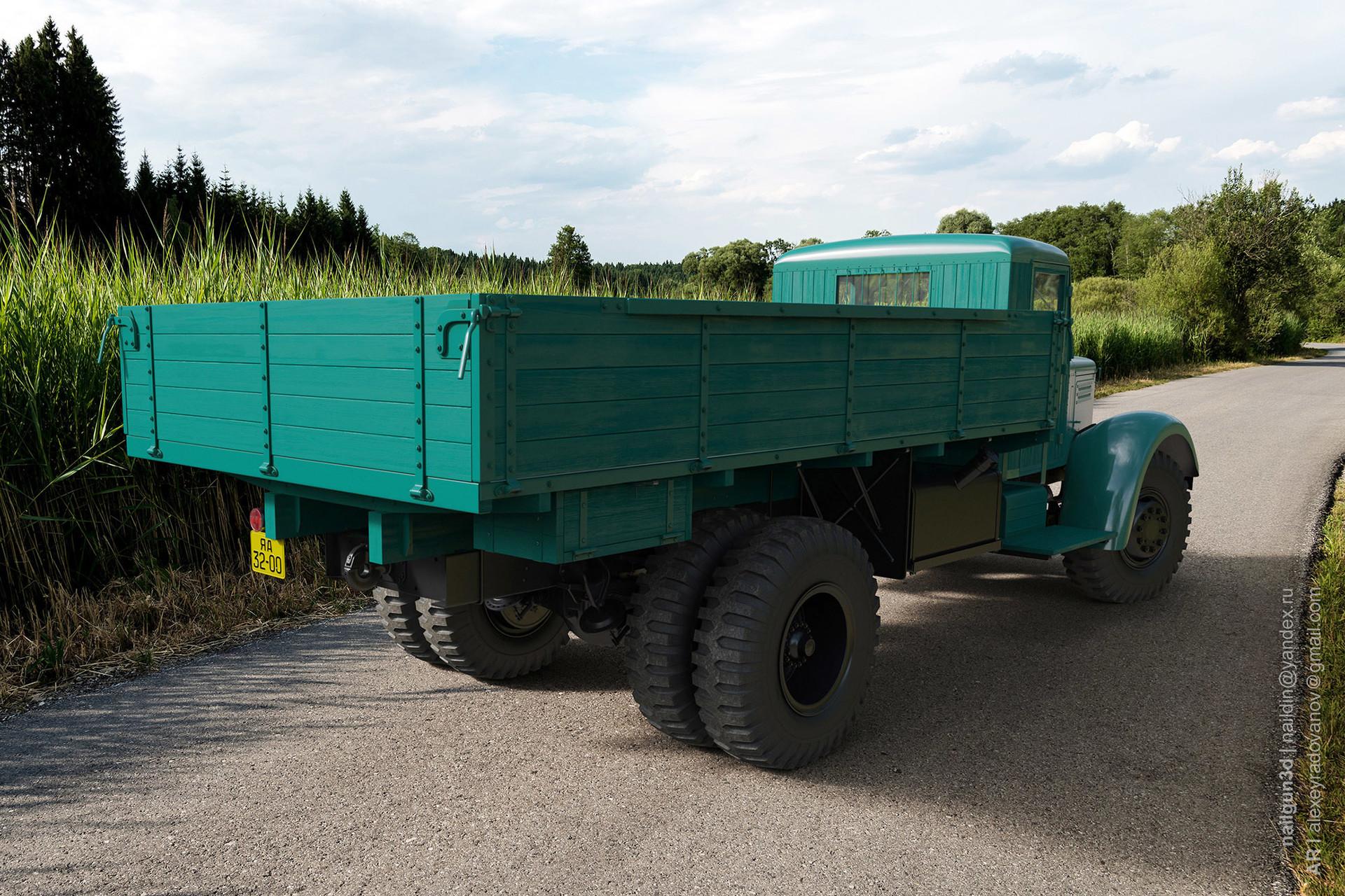 Nail khusnutdinov alg 019 010 yaz 200 rear view 3x
